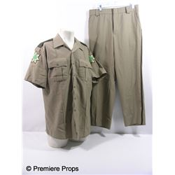 Scream 4  Sheriff Dewey Riley (David Arquette)  Movie Costumes