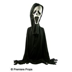 Scream 4 Ghostface Killer's Screen Worn Robe Movie Costumes