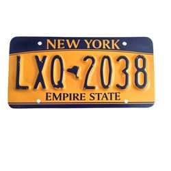 The Upside Phillip (Bryan Cranston) License Plate Movie Props