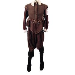 Tulip Fever Cornelis (Christoph Waltz) Hero Movie Costumes
