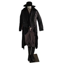 The Hateful Eight Sheriff Chris Mannix (Walton Goggins) Movie Costumes
