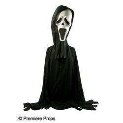 Scream 4 Ghostface Killer's Screen Worn Robe Movie Costumes
