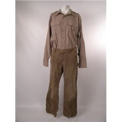 The Last Stand Ray Owens (Arnold Schwarzenegger) Sheriff Movie Costumes