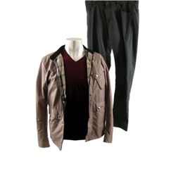 The Boy Malcolm (Rupert Evans) Movie Costumes