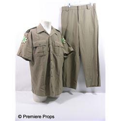 Scream 4  Sheriff Dewey Riley (David Arquette)  Movie Costumes