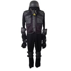 Resident Evil 4 Hazmat Suit Movie Costumes
