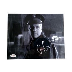 George Clooney Signed Photo