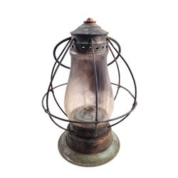 Django Screen Used Lantern Movie Props