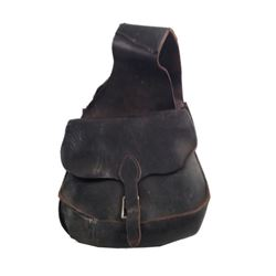 Django Dr. King Schultz (Christoph Waltz) Saddle Bag Movie Props