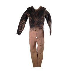 The Lone Ranger Indian Skin Wet Suit Movie Costumes