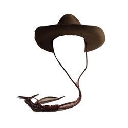 The Hateful Eight Six Horse Judy (Zoe Bell) Cowboy Hat Movie Props