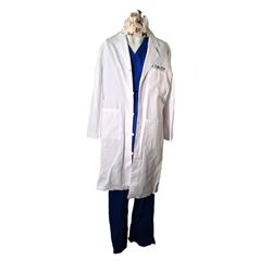 Father Figures Dr. Tinkler (Christopher Walken) Movie Costumes