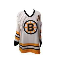 Boston Bruins #7 Phil Esposito Signed Jersey