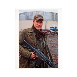 Falling Skies Will Patton (Captain Weaver) Signed Photo