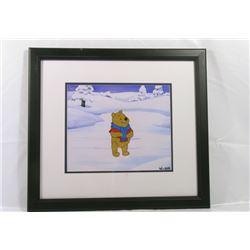 Winnie The Pooh Original Cel