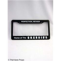 Tremors Home of Graboids License Plate Frame Movie Props