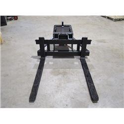 Trukkipiikit NTP-10 2500kg 1200mm Roto