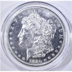 1880-S MORGAN DOLLAR CH BU PROOF LIKE