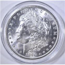 1890-O MORGAN DOLLAR CH BU