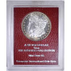 1892-CC MORGAN DOLLAR  PARAMOUNT GEM BU
