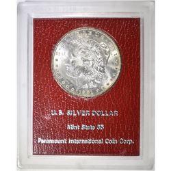 1901-O MORGAN DOLLAR  PARAMOUNT  GEM BU