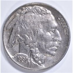 1930-S BUFFALO NICKEL