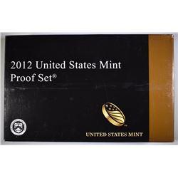 2012 U.S. PROOF SET