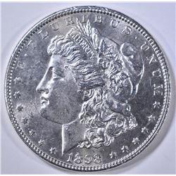 1898 MORGAN DOLLAR  CH PL