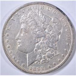 1892 MORGAN DOLLAR XF/AU