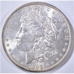 1899 MORGAN DOLLAR CH BU