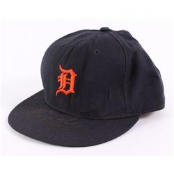 "George Kell Signed Tigers New Era Hat Inscribed ""HOF 83"" (JSA COA)"