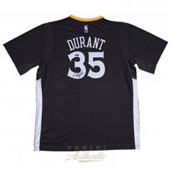 Kevin Durant Signed Golden State Warriors Authentic Swingman Jersey (Panini COA)