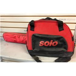 SOLO CHAINSAW BAG - NEW