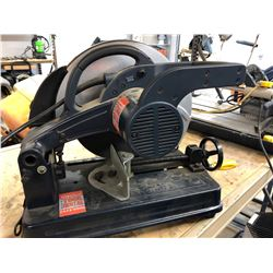 MASTERCRAFT CUT OFF SAW WITH LASER SIGHT