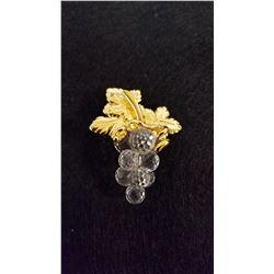 Swarovski Crystal Pin