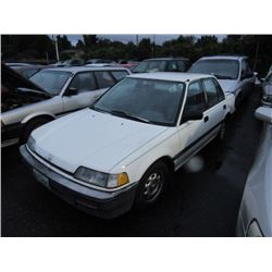 1988 Honda Civic