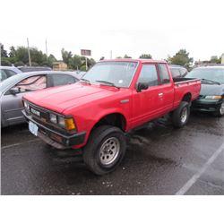 1984 Nissan 720 Pickup