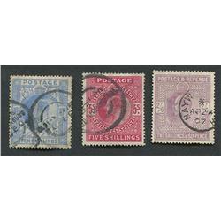 Great Britain 1902-11 Edward VII Stamp Collection 3