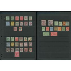 Great Britain 1902-11 Stamp Collection