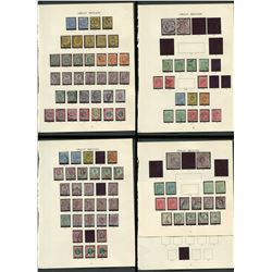Great Britain 1902-11 Virtually Complete Collection