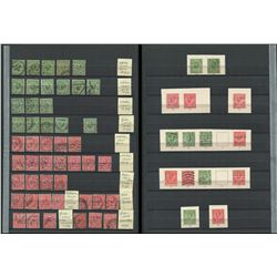 Great Britain 1911-12 #a80, #a81 Stamps