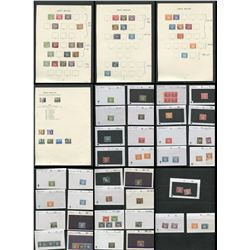 Great Britain 1914-75 Postage Due Stamp Collection