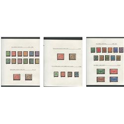 Great Britain 1924-36 Mint Stamp Collection