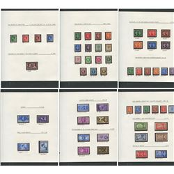 Great Britain 1936-51 Mint Stamp Collection