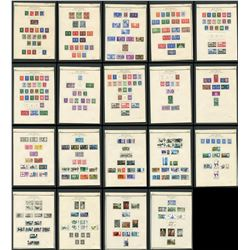 Great Britain 1936-68 Stamp Collection