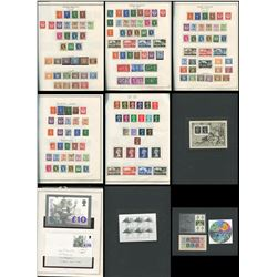 Great Britain 1952-2000 Stamp Collection
