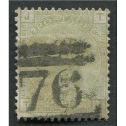 Great Britain 4p #70 a31 Pale Green