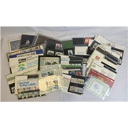 Great Britain British Post Office Mint Stamp Collection