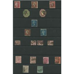 Great Britain Early Victoria Stamp Collection