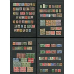 Great Britain Edward VII George V Stamp Collection